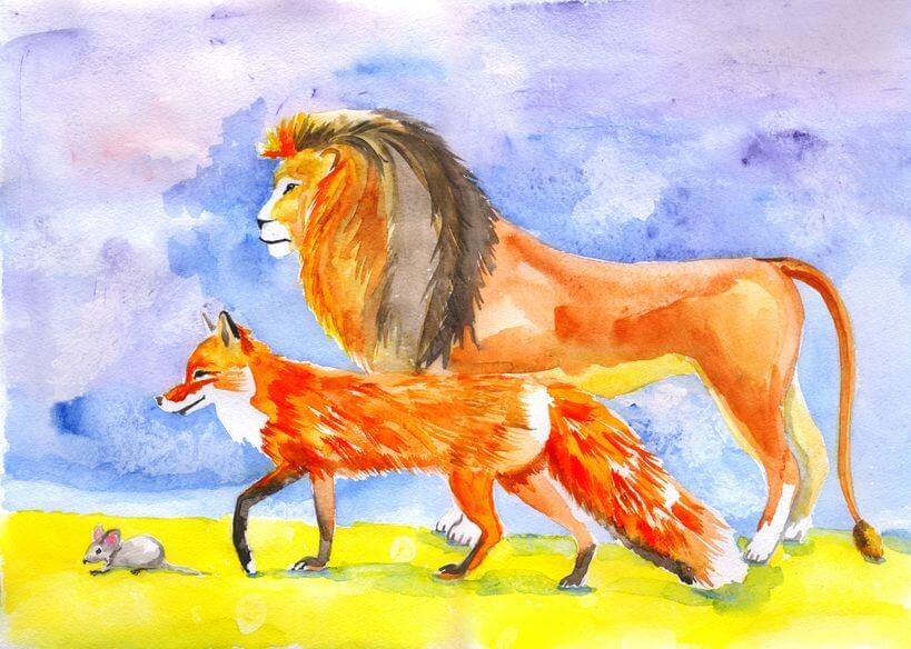 שנהיה לראש ולא לזנב - זנב לאריות או ראש לשועלים