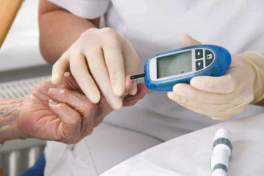בדיקת סוכר בדם
