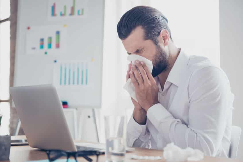 Corne virus works workers